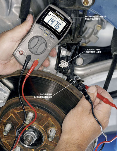 anti-lock brakes - abs brakes troubleshooting