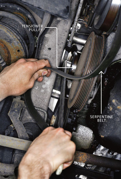 power steering pump replacement how to replace power steering pump these belt driven pumps normally wear out from a low fluid level caused by that slow leak contaminated or improper fluid possibly caused by an