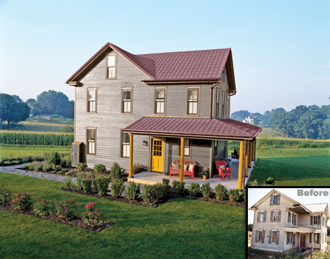 Popular Country House Plans