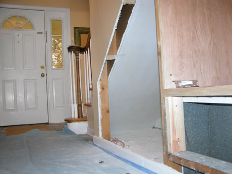 How To Build New Storage Under Your Stairs