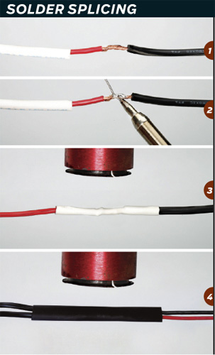 how to connect two wires together without soldering