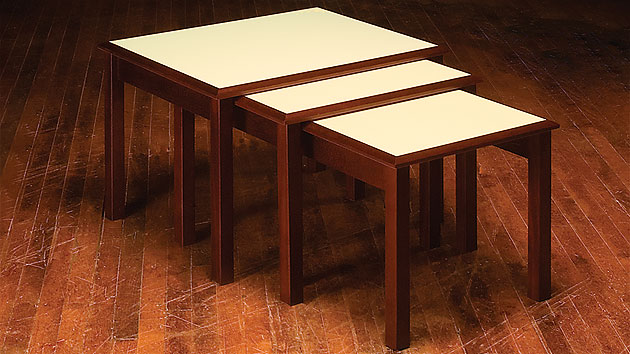 How to Build Nesting Tables: Simple DIY Woodworking Project