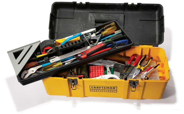 Electrical Layout Tools : Home toolbox essentials skill set