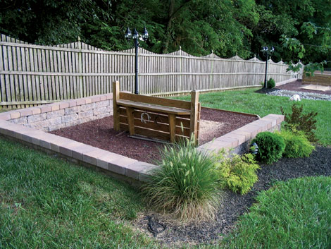 How to Build a Horseshoe Pit, Bocce Ball and Volleyball Court