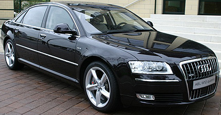 2008 audi a8 test drive still capable competent. Black Bedroom Furniture Sets. Home Design Ideas