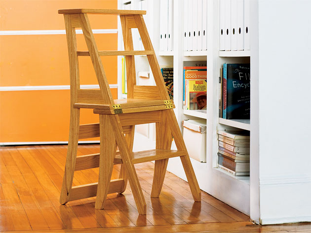 How to build a step stool simple diy woodworking project for How to build a project plan