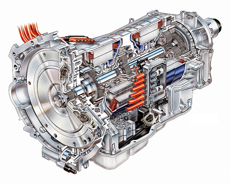 Two Mode Hybrid System Almost Lives Up To Mpg Hype