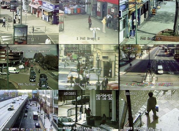 public video surveillance essay