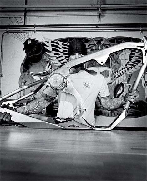 Inside the monster garage with jesse james - Jesse james monster garage ...