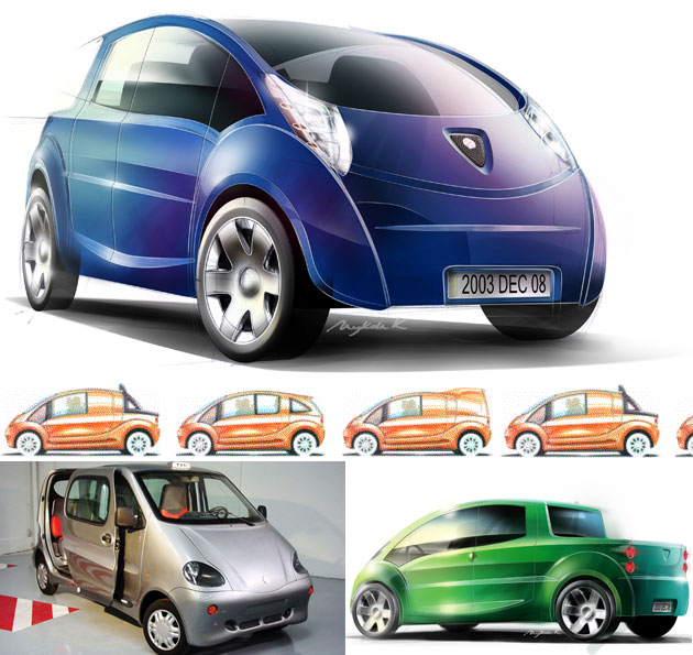 Zero Pollution Motors >> Air-Powered Car Coming to U.S. in 2009 to 2010 at Sub ...