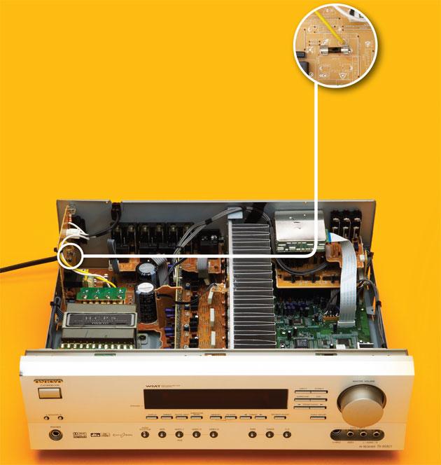 Speaker Repair: Ads Speaker Repair