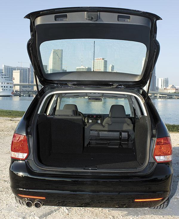 2009 VW Jetta SportWagen Test Drive Clean Diesel and Turbo Power