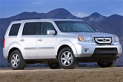 2009 Honda Pilot Test Drive Great Family Hauler Gets Smarter