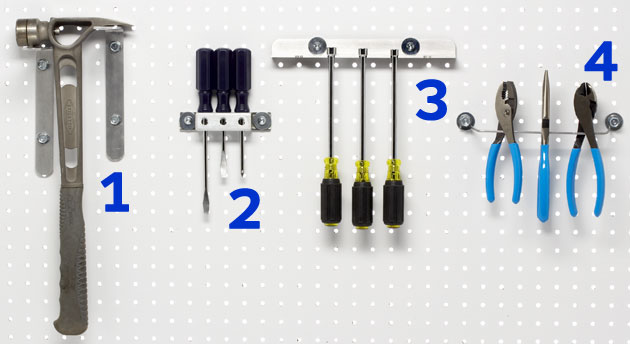 support group - Pegboard Hooks