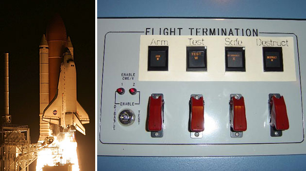 aborted space shuttle mission - photo #20