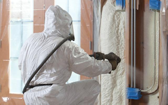 An affordable alternative to spray foam insulation for Alternatives to spray foam insulation
