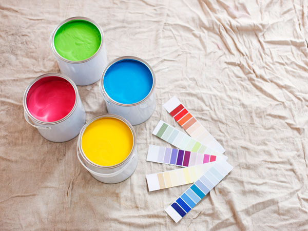 Plastic drop cloths provide an inexpensive way to protect floors and  furnishings from paint spatters  but you d be much better off investing in  canvas ones. How to Paint a Room   Interior Painting Tips   How to Paint Your