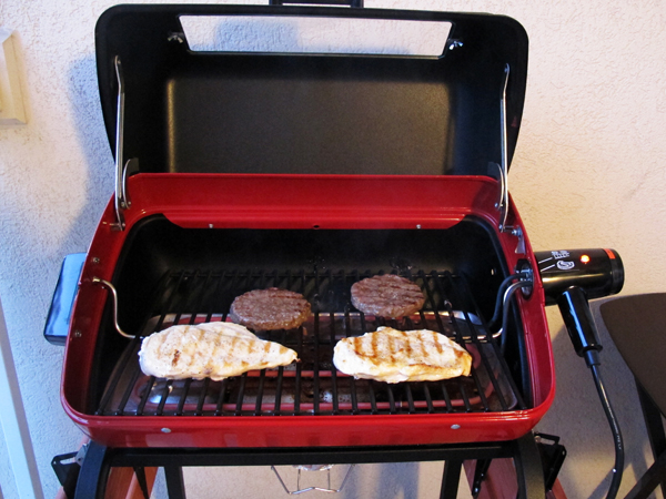 We Test Hot Outdoor Electric Grills Balcony Barbecue