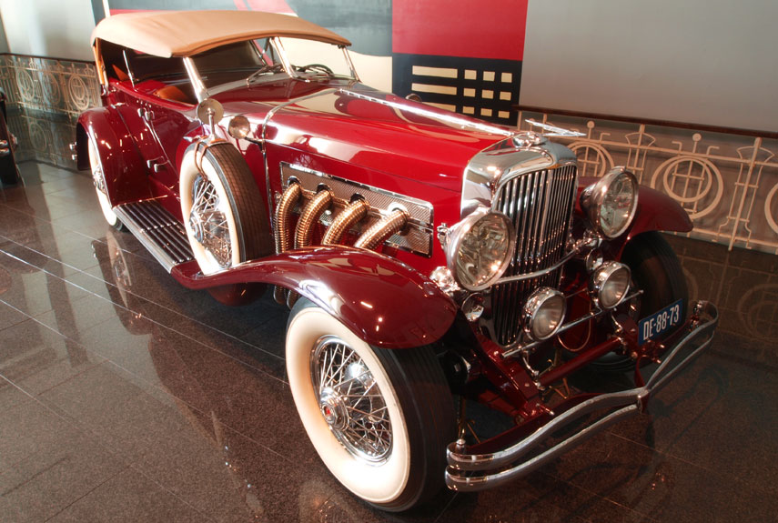Top 30 hottest cars ever by popular mechanics for Best american classic cars