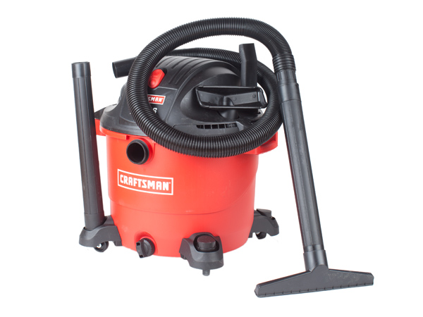 6 Top Shop Vacuums Tested
