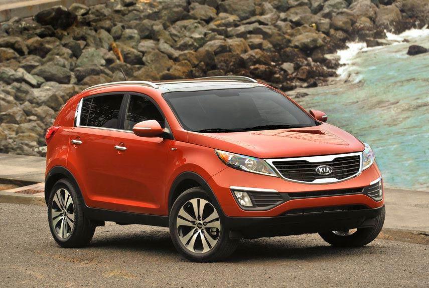 Best Gas Mileage SUVs  Fuel Economy for SUVs