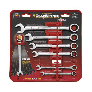 GearWrench Ratcheting Box Wrenches