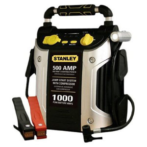 Stanley Portable Battery Jump-Starter