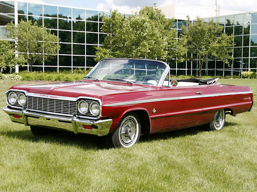 The World's Most Perfect 1964 Chevy Impala Picture Gallery