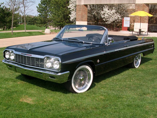 The Worlds Most Perfect 1964 Chevy Impala Picture Gallery