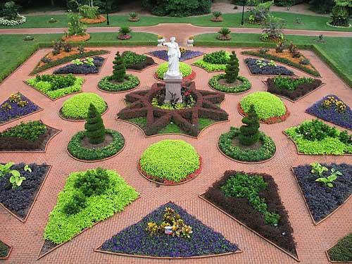 U s garden vacation pictures american garden pictures for Great garden designs