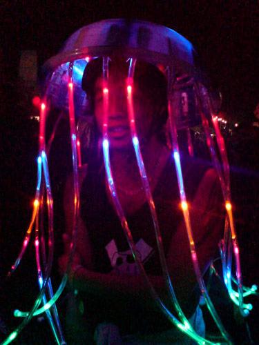 13 diy halloween costumes best homemade halloween for Diy jellyfish light