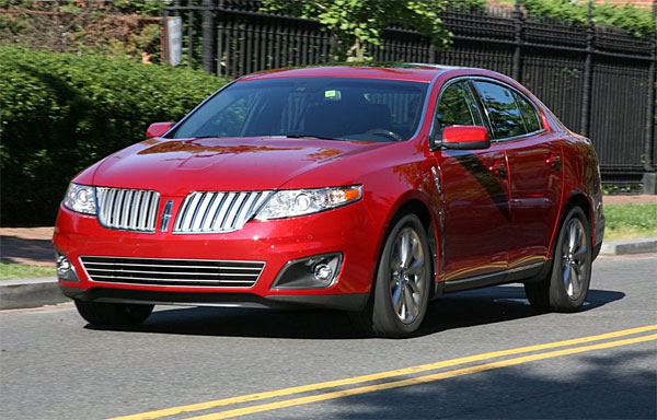 2009 Lincoln MKS Test Drive: Stodgy No More, Could ...
