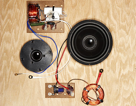 How to make your own speakers easily for Custom build your home