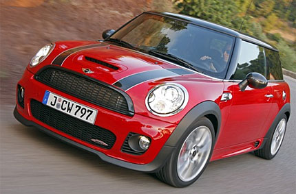 2009 Mini Cooper JCW Test Drive 207HP Rocket Hits 33 MPG but Is