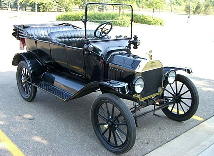 Ford Model T Test Drive Behind the Wheel of Americau0027s Most Important Car on Its 100th Birthday & Ford Model T Test Drive: Behind the Wheel of Americau0027s Most ... markmcfarlin.com