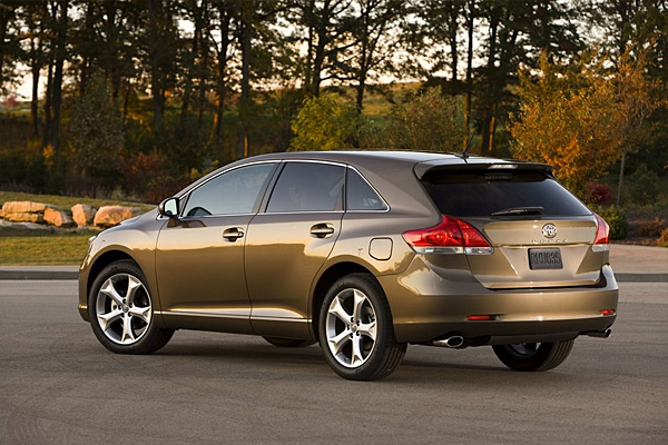 2009 Toyota Venza Test Drive Smart 29 Mpg Wagon More Car