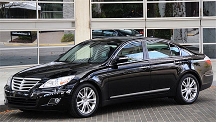 2009 Hyundai Genesis Fuel Economy Test Drive Can V8 Muscle Hit V6