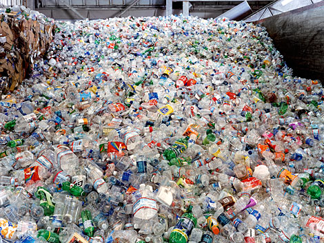 how to recycle plastic bottles and make money