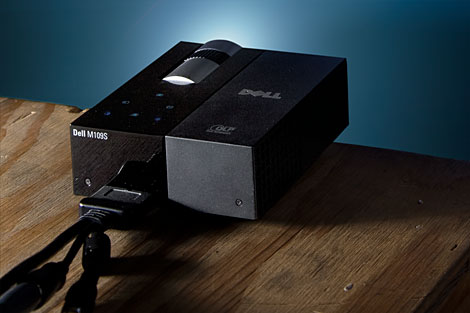 Wish list 2009 pm 39 s favorite tools and gadgets inspire for Micro dlp projector