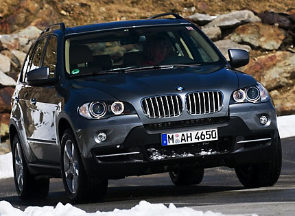 2009 BMW X5 xDrive 35d Test Drive Sporty Crossover Gets Fuel