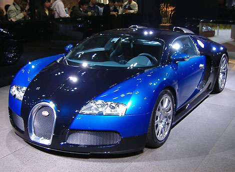 6. 2005 Bugatti Veyron & Top 10 Turbocharged Cars of All Time (With Video!) markmcfarlin.com
