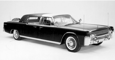 the secret seven the top presidential limousines of all time. Black Bedroom Furniture Sets. Home Design Ideas