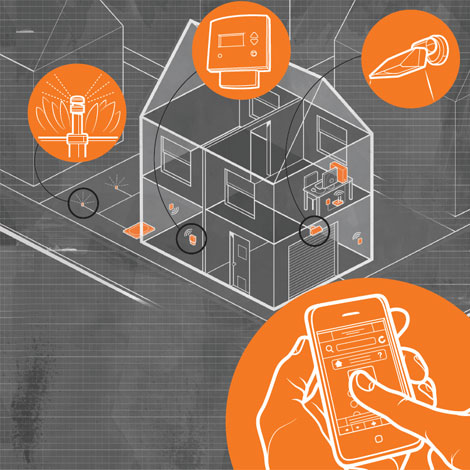 Control Your Home With Your Phone How To Control Your Home With Your Cell Phone