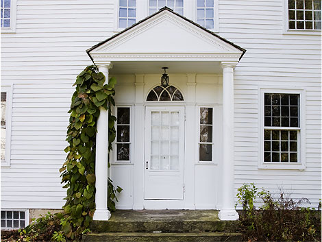 front door overhangHow to Choose a Covered Entry For Your House DIY Home