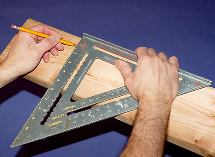 how to use a speed square five jobs for this classic tool from the diy guy