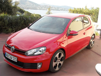 2010 VW Golf GTI Test Drive 207HP Mite Packs Refinement and Muscle