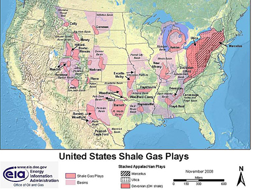 For Generations Energy Explorers Have Avoided Shale Even Drilling Past The Hard Rock To Tap The Faster Flowing Gas In Sandstone And Sedimentary Deposits