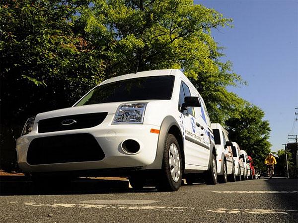 ford transit connect camper review new ford delivery vans. Black Bedroom Furniture Sets. Home Design Ideas