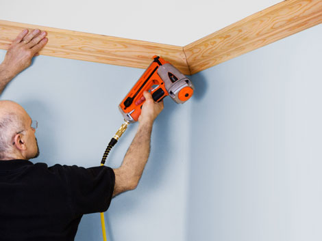 Crown molding is not easy to install  but the right trim can transform a  room  Here are illustrated step by step guidelines that prove that a  skillful. Pro Tips For Installing Crown Molding   How to Cut Crown Molding