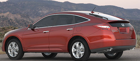 2016 honda crosstour.html | autos post